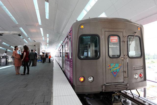 Metrorail MIA