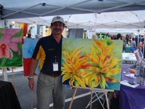 Richard Bello, el pintor de la naturaleza
