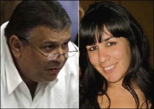Glenda y Marino Murillo