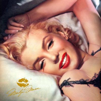 Sensual, atractiva...sugerente, asi era Marilyn Monroe