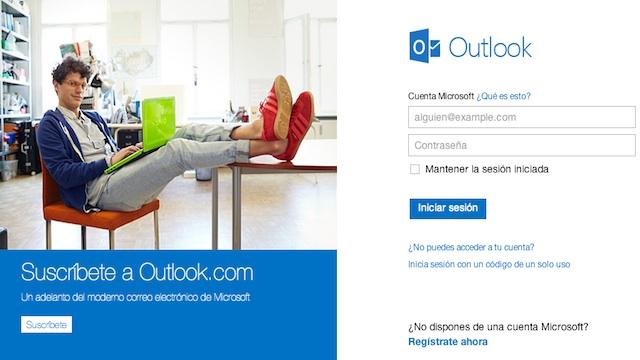 Nuevo Outlook