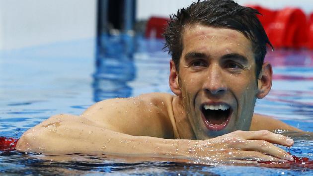 Phelps entra en la historia