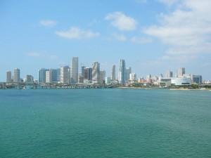 Puerto y Down Town de Miami