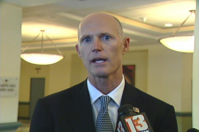 Gobernador Scott alerta que podrían perderse 39 mil empleos en Florida