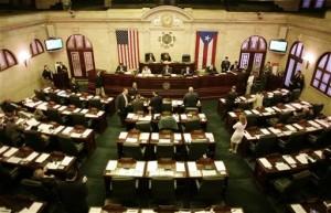 legisladores de PR