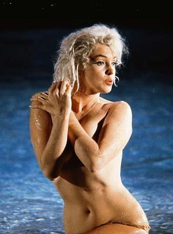 Marilyn en todo su esplendor