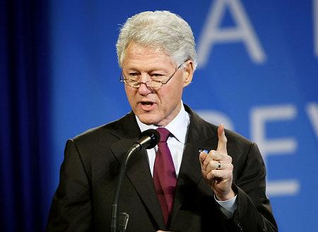 Ex Presidente Clinton