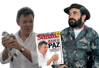Santos y Timochenko