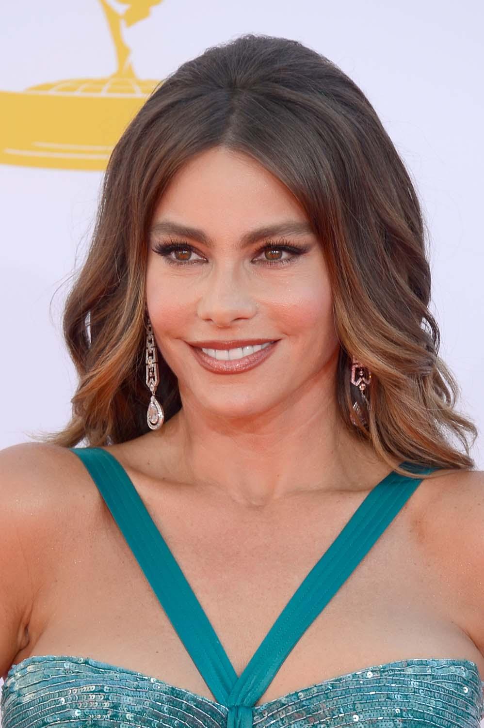 Sofia Vergara se robó el show en la noche de los Emmys