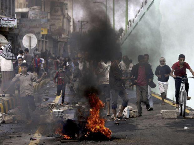 Violencia en Libia