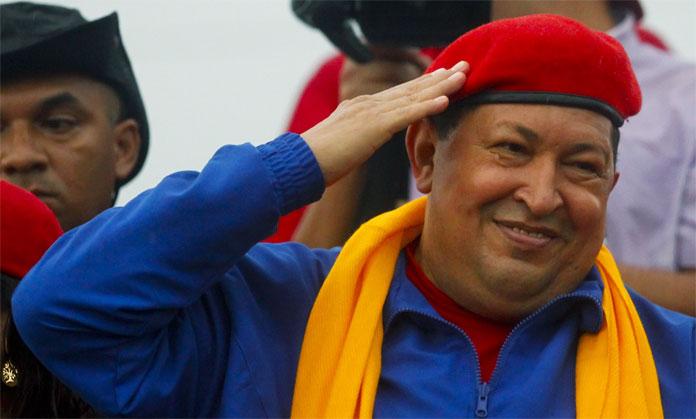 EFE: Inauguraciones de última hora caracterizan campaña final de Chávez