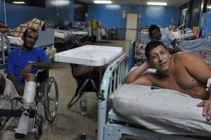 hospitales venezolanos en crisis