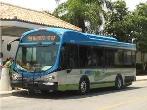 transporte publico de Miami