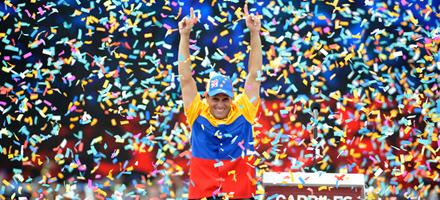Cierre Capriles