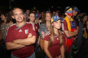 Decepcionados los venezolanos