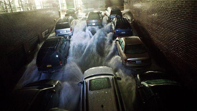 Destrozos de Sandy