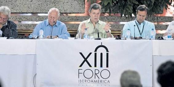 Grandes empresarios de Iberoamerica se reúnen en Cartagena de Indias