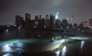 Nueva York Bajo los estragos de Sandy