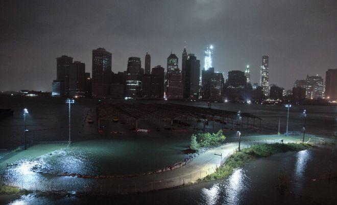Los efectos de Sandy han sido devastadores para Estados Unidos
