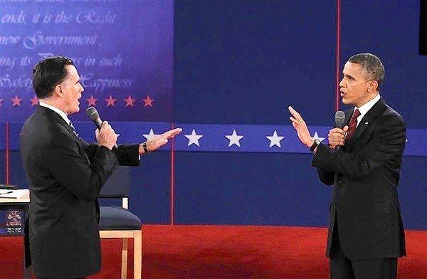 Reuters: Barack Obama 47% –  Mitt Romney 45%