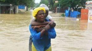 Sandy en el Caribe