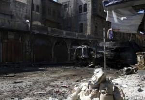 Zoco en Siria