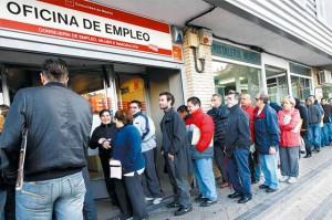 desempleos en Espana