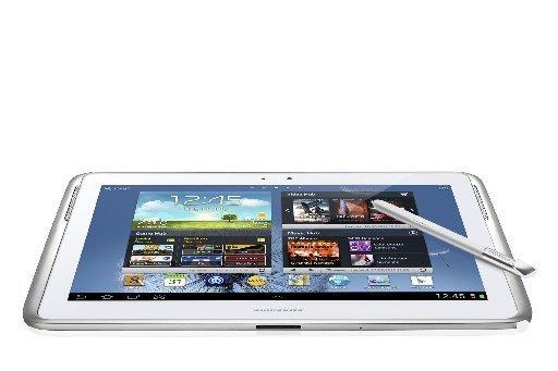 Samsung anuncia que ha vendido mas de cinco millones de tabletas