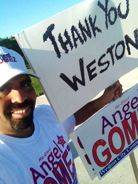 Gracias Weston, Angel Gómez