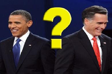 Nada definido entre Obama y Romney