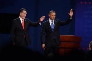 Obama y Romney en la recta final