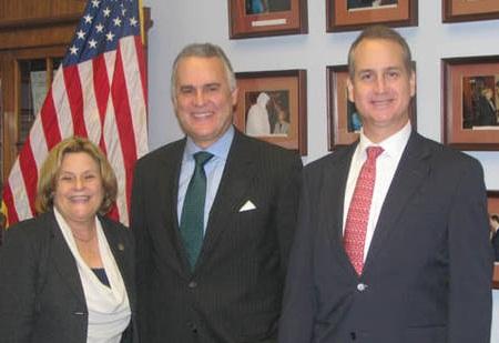 Cubanoamericanos Ros-Lehtinen y Díaz Barlart reelectos como congresistas