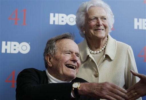 Ex presidente Bush padre sigue delicado de salud y hospitalizado en Houston