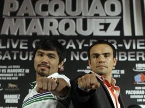 Marquez-Pacquiao