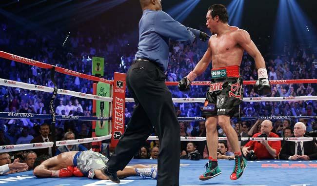 Marquez fulmina a Pacquiao