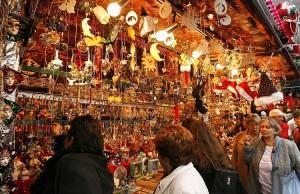 Mercado navideno en Munich