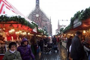 Mercado navideno de Nuremberg