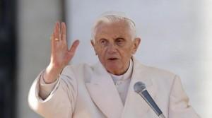 Papa Benedicto