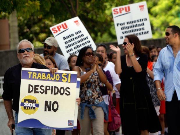 Temen que nuevos aumentos de sueldos para 2015 afecte el empleo en PR