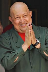 VENEZUELA-CHAVEZ AFP