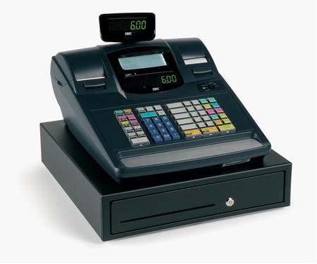 Telefonos multiusos y tablets comienzan a desplazar a las cajas registradoras