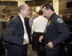 Jefes policiales de Doral
