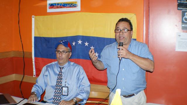 Venezolanos en Weston