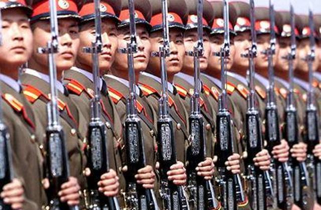 Corea del Norte estaría preparando un ensayo militar a gran escala