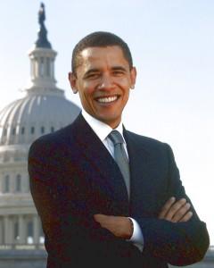 Obama en el capitolio
