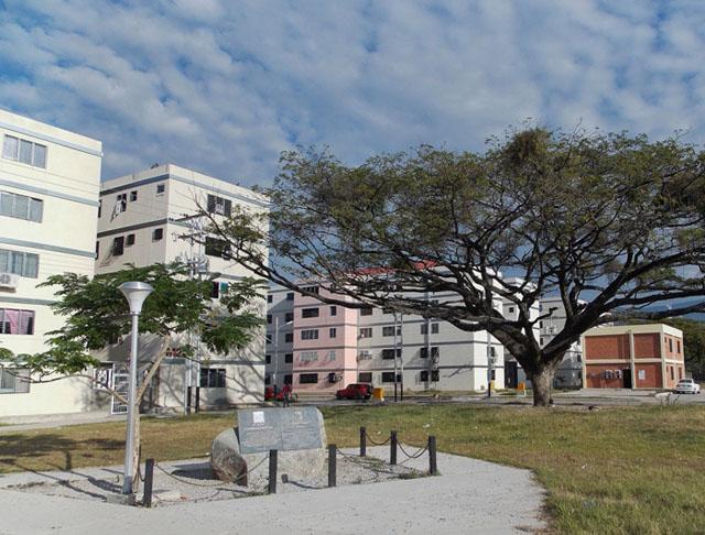 Conjunto habitacional en Maracay