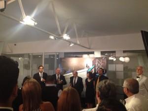 Directiva de ARS BDD. Zuloaga, Betancourt, Fernán y Mariana Frias