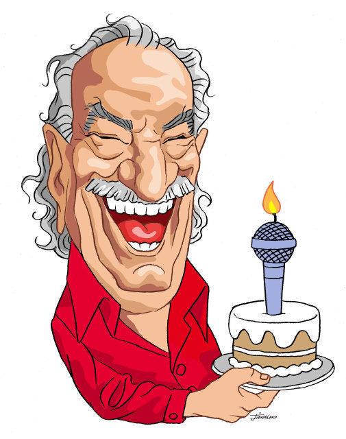 Se nos fue Alvarez Guedes, el hombre de la sonrisa eterna