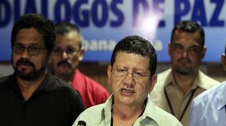 Las Farc instan al gobierno colombiano a diálogo de paz con el ELN