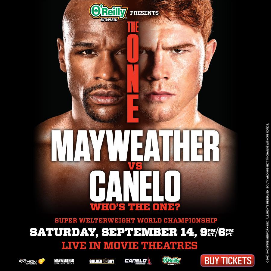 Mayweather y El Canelo se juegan este sábado en Las Vegas el invicto y la gloria